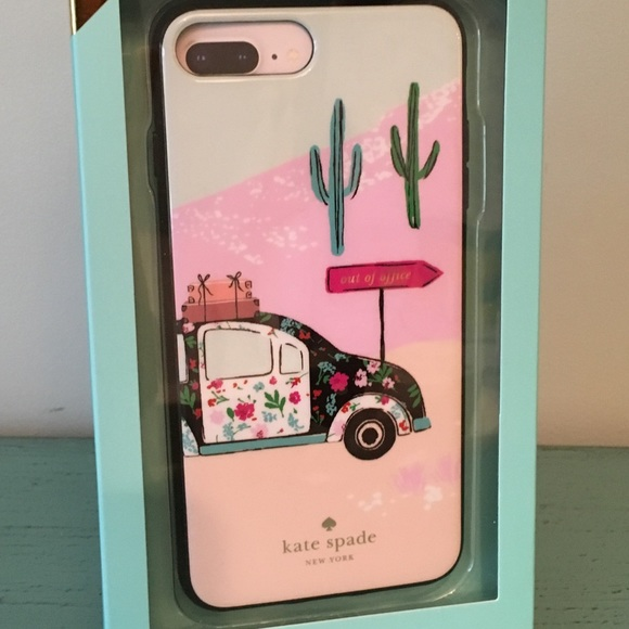 super popular 7a3b0 4b259 NEW! Kate Spade Out if Office iPhone Case NWT